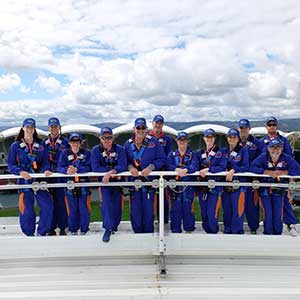 RoofClimb at Adelaide Oval