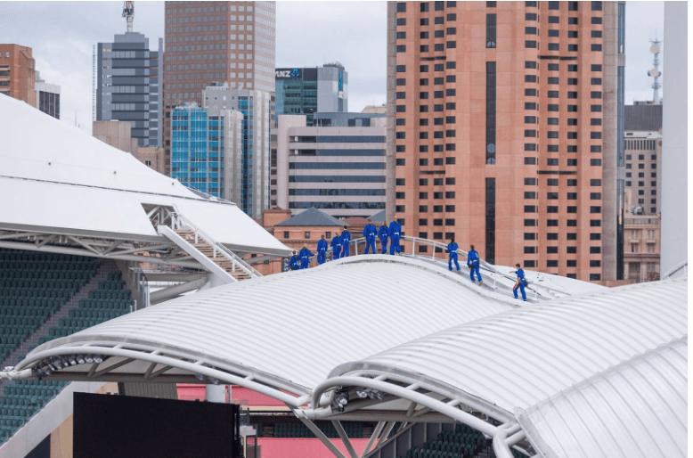 Adelaide RoofClimb