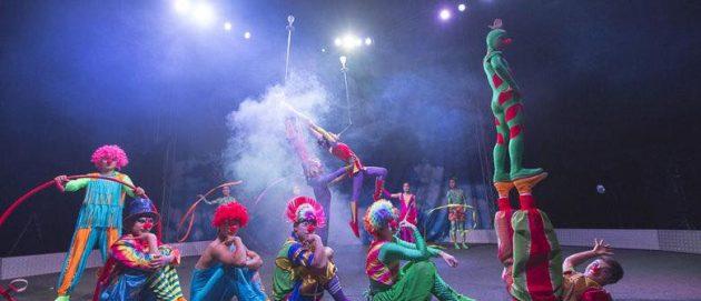 Christmas Circus