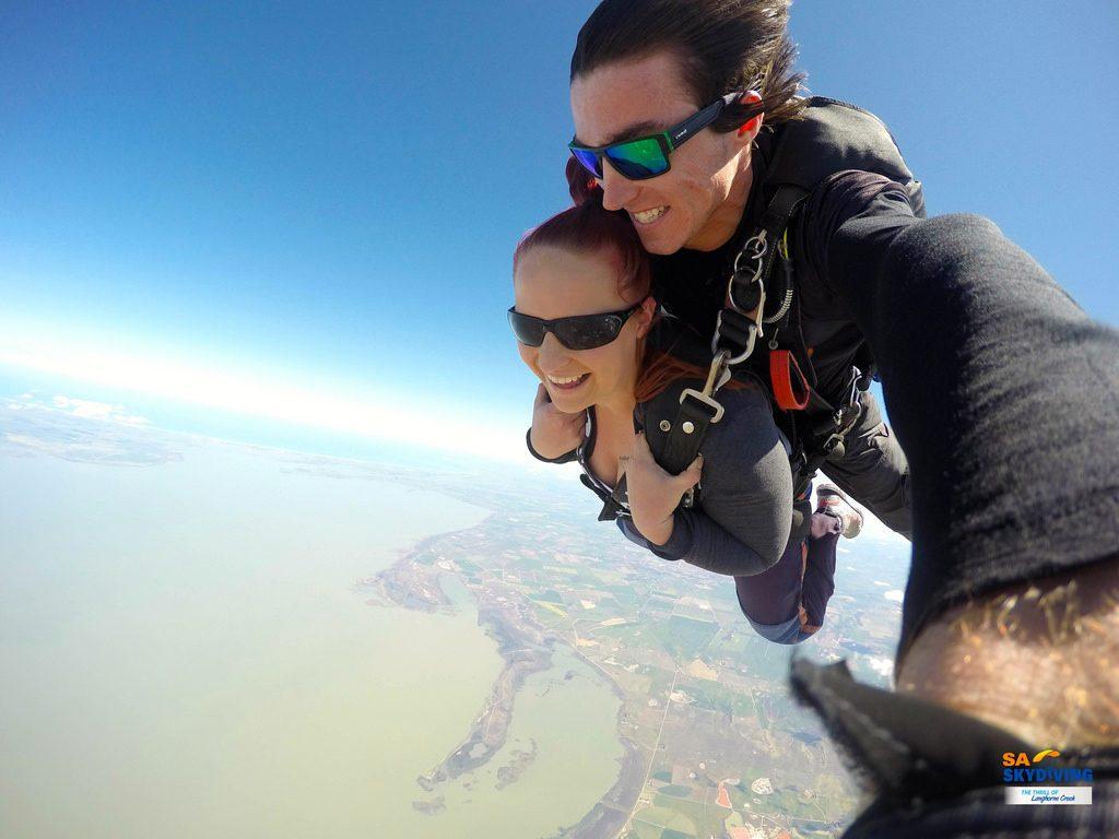SA skydiving