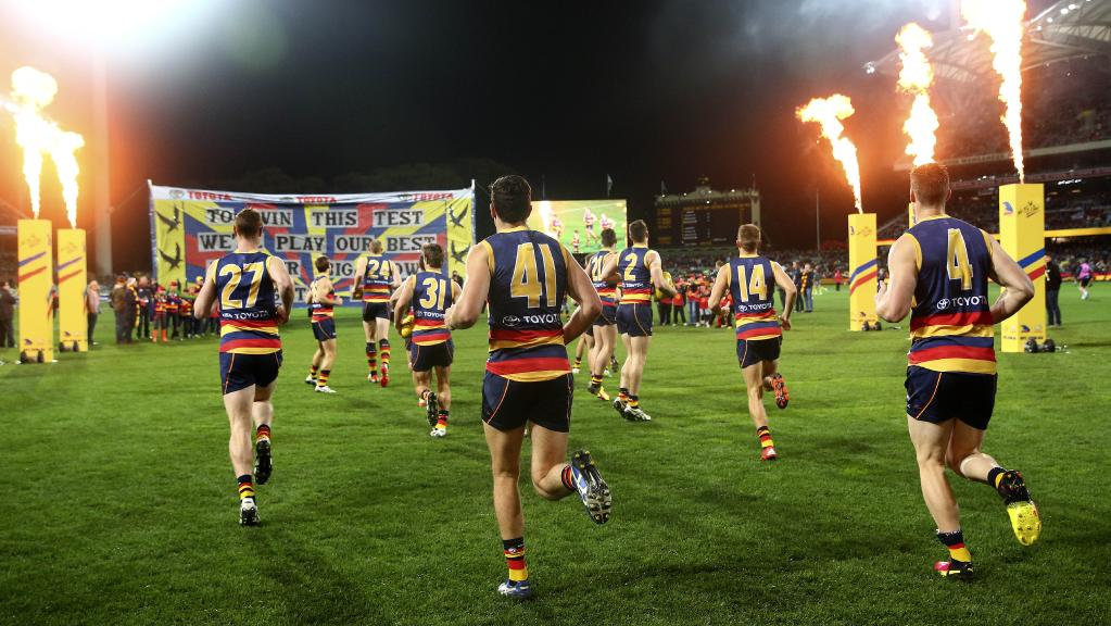 Adelaide Crows at Adelaide Oval