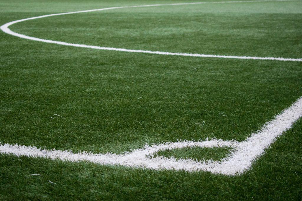 Grass Playing Field