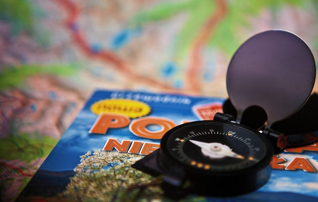 Compass and Maps Adventure