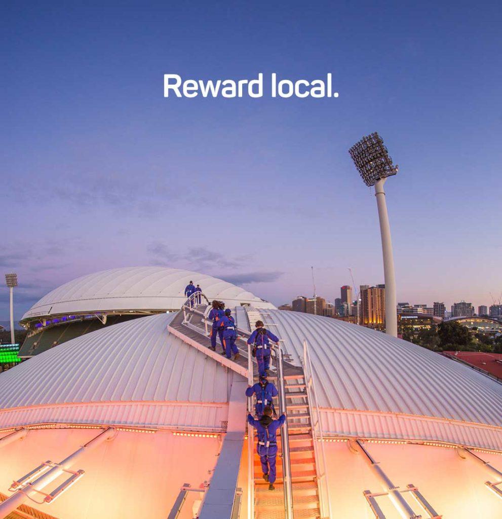Reward Local